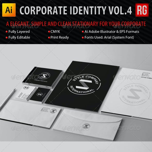 Corporate Identity Vol.4