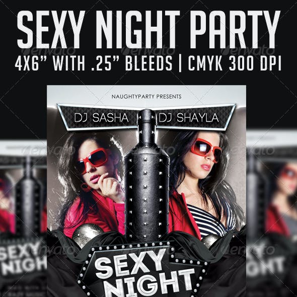 Sexy Night Party