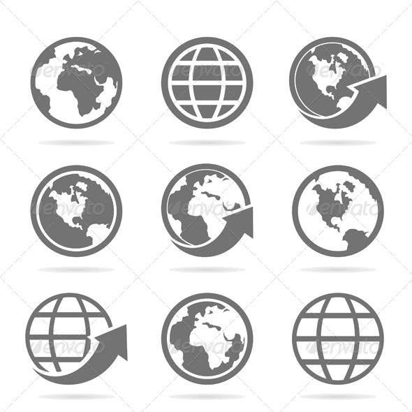 World an Icon