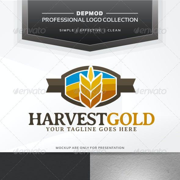 Harvest Gold Logo
