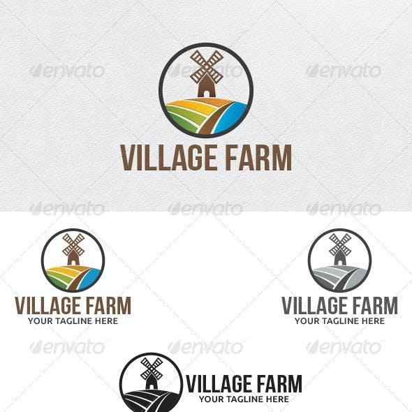 Agro Farm - Logo Template