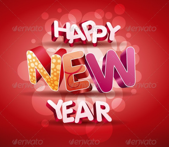 Happy New Year! - New Year Seasons/Holidays