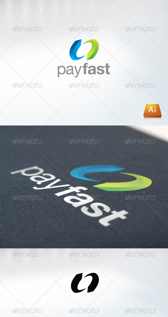 payfast - Abstract Logo Templates