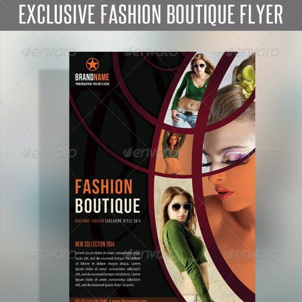 Fashion Product Flyer 24