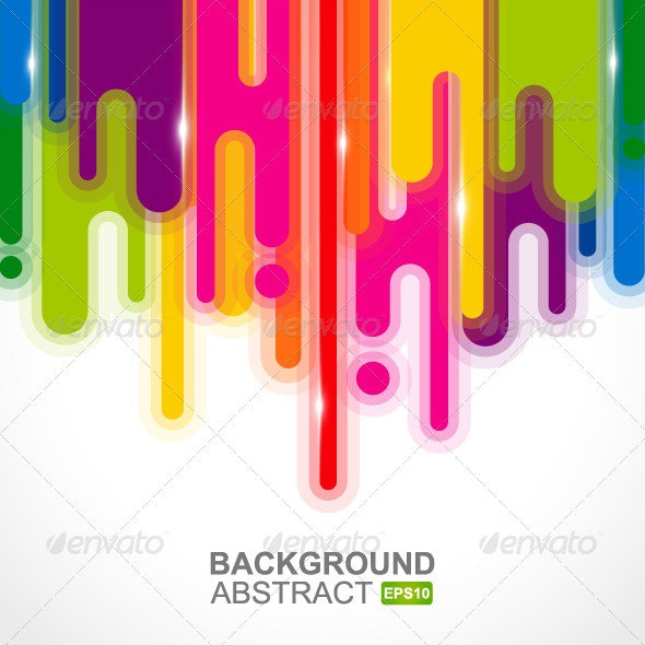 Urban Designed Background - Abstract Conceptual
