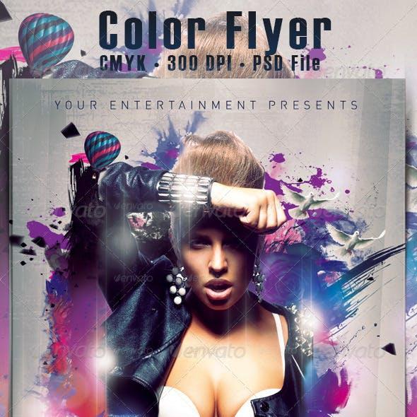 Color Flyer