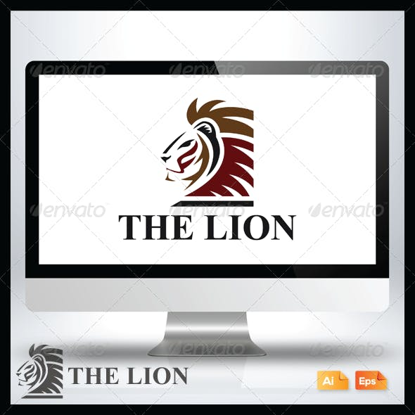 The Lion Logo