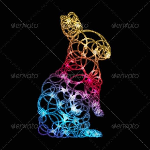 Rabbit - Animals Characters