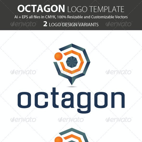 Octagon Graphics, Designs & Templates from GraphicRiver