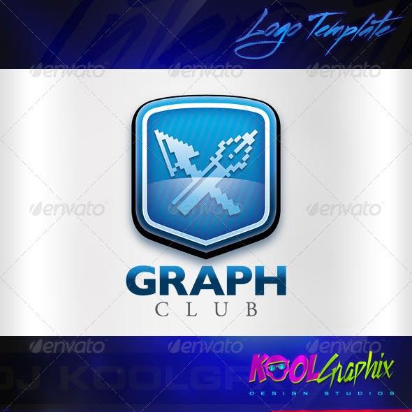 Graph Club Logo Template