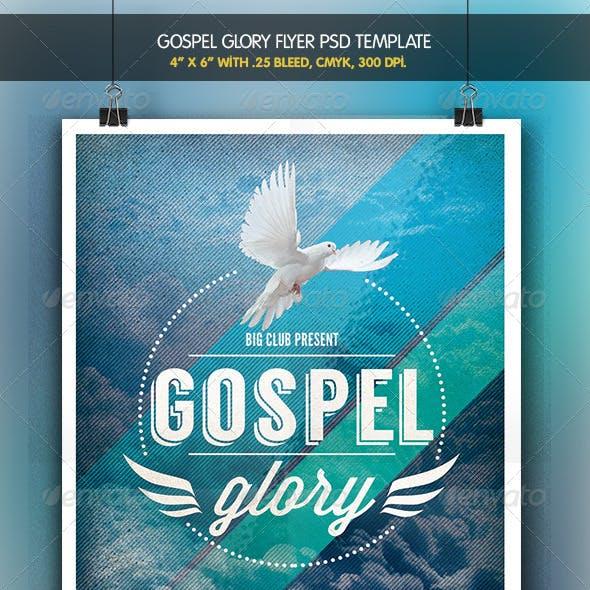 Gospel Glory Pride
