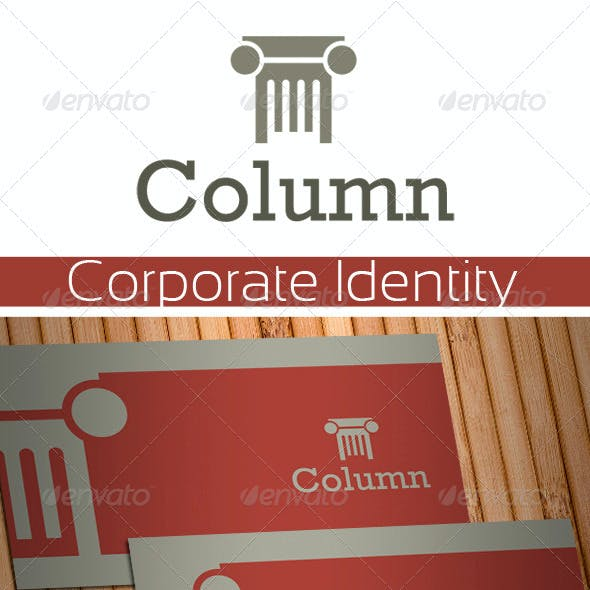Column Consulting Stationery