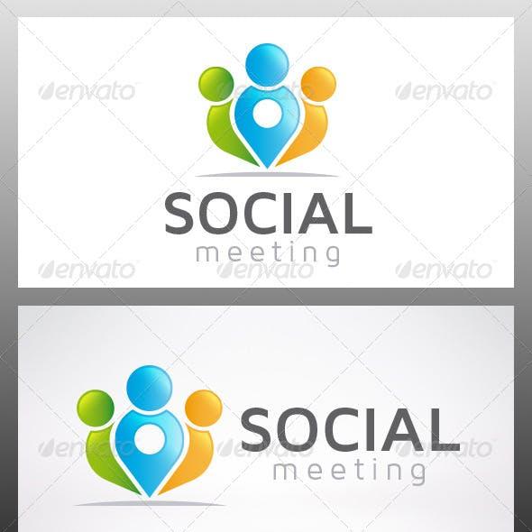 Social Locator Logo