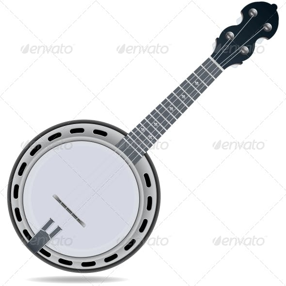 Banjo Fiddle Instrument