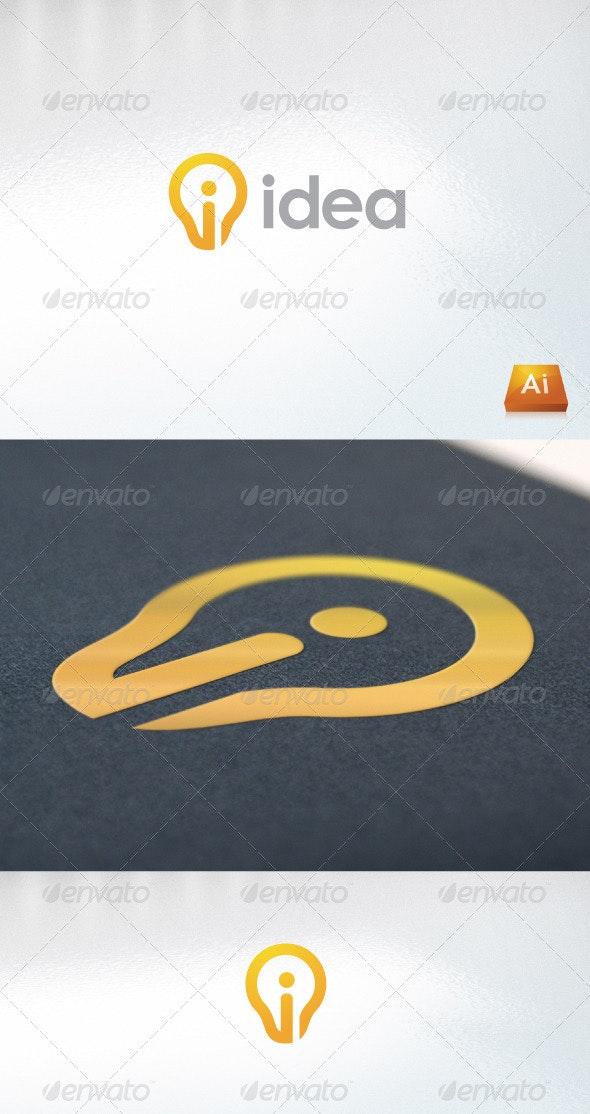 Idea - Letters Logo Templates