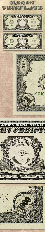 Money Template - Badges & Stickers Web Elements