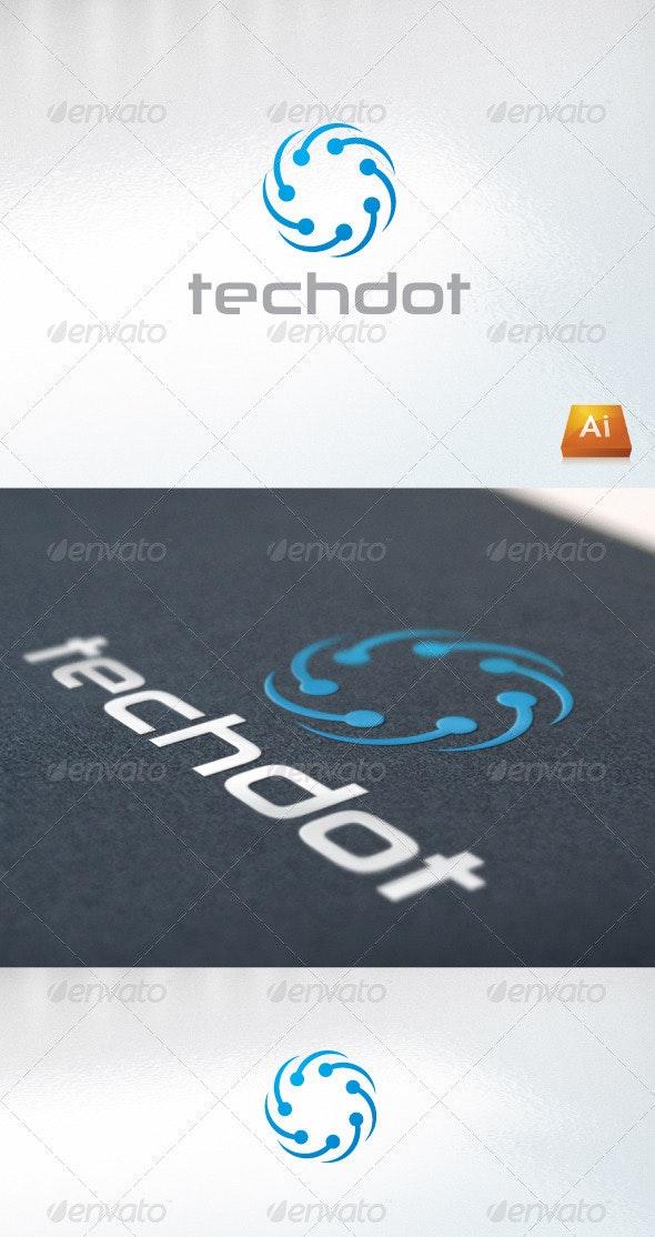 techdot - Abstract Logo Templates