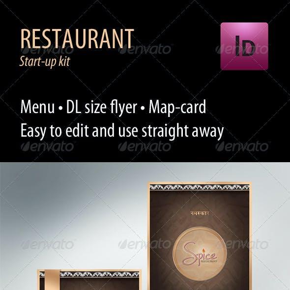 Restaurant Start-up Kit