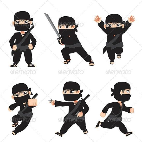 Kid Ninja
