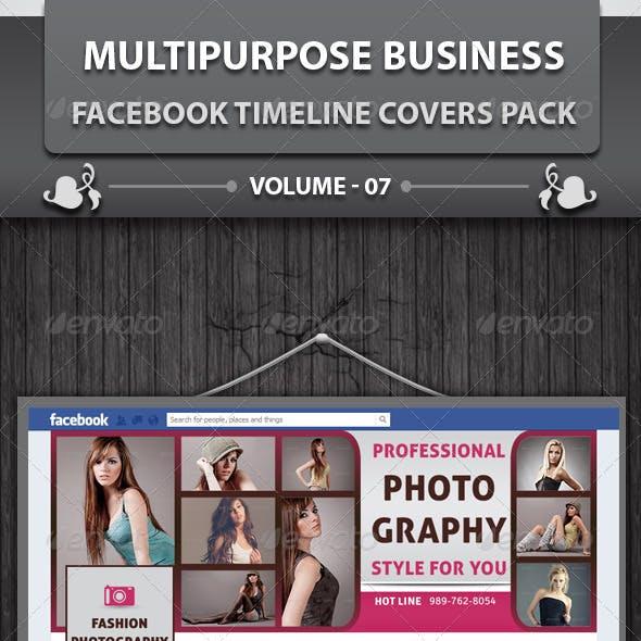 Multipurpose Business FB Timeline   Volume 6