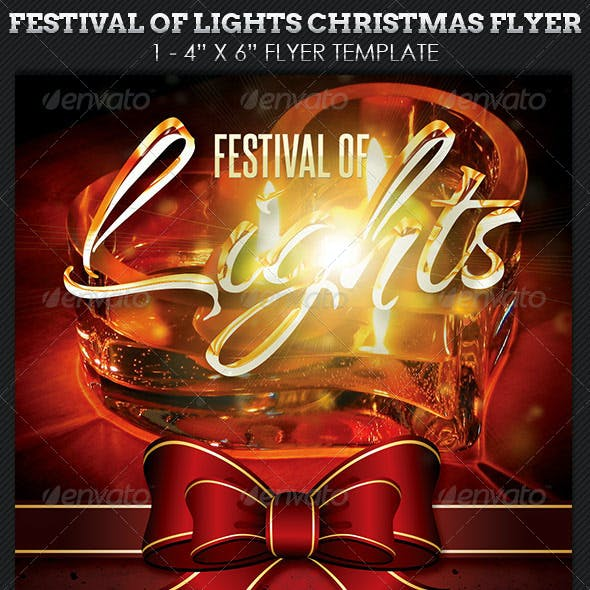 Christmas And Holiday Church Flyer Templates From Graphicriver