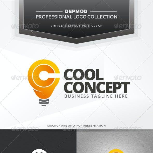 Cool Concept Logo