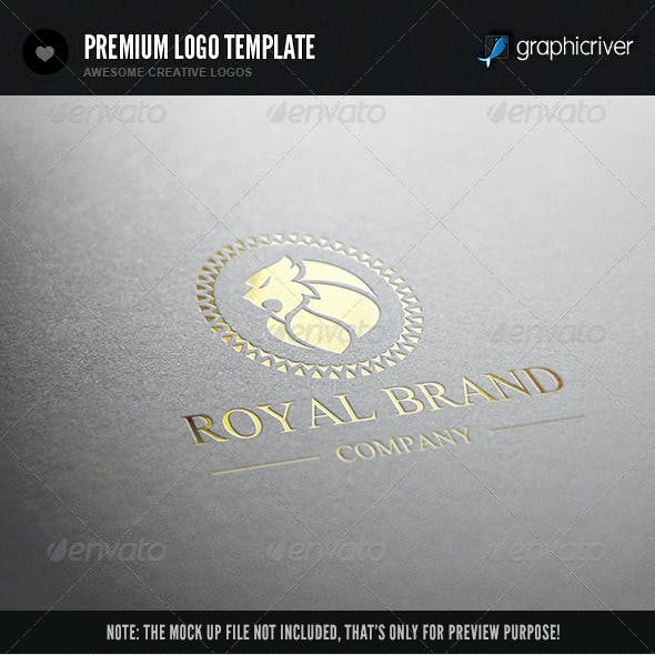 Lion Royal Brand 3