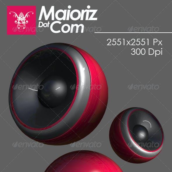 Sound Buffer 3D Element