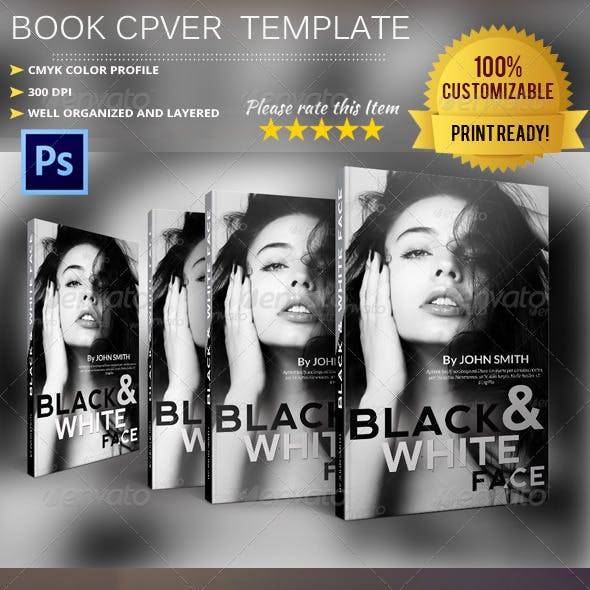 Book Cover Template Vol.13