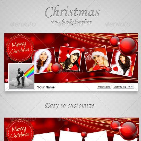 Christmas FB Timeline V7