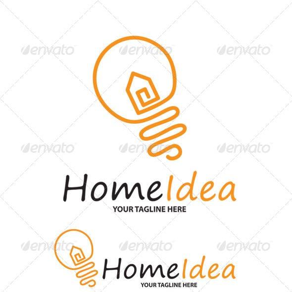 Homes Idea Logo Templates From Graphicriver