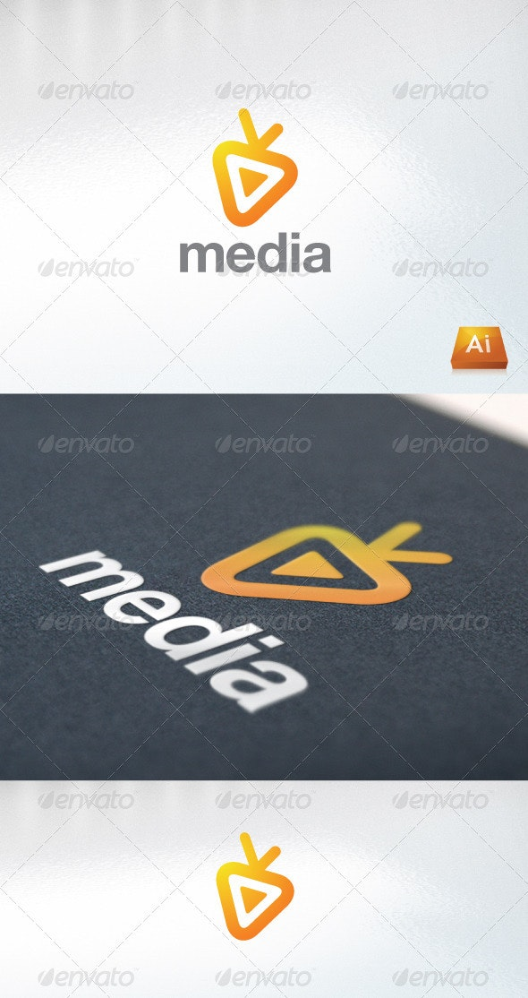 Media - Abstract Logo Templates