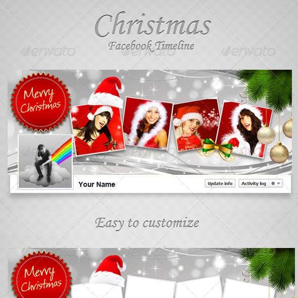 Christmas FB Timeline V9