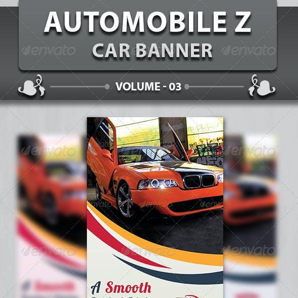 Automobile Business Banner | Volume 3