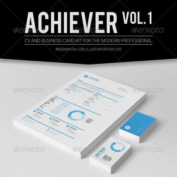 CV & Business Card Kit