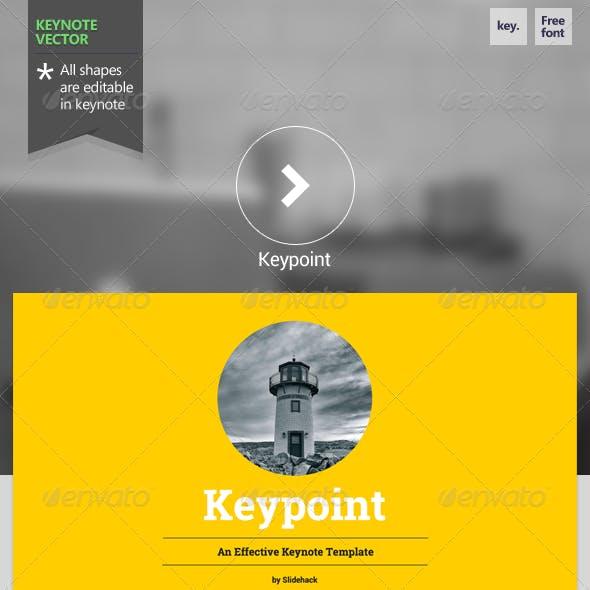 Keypoint - Keynote Template