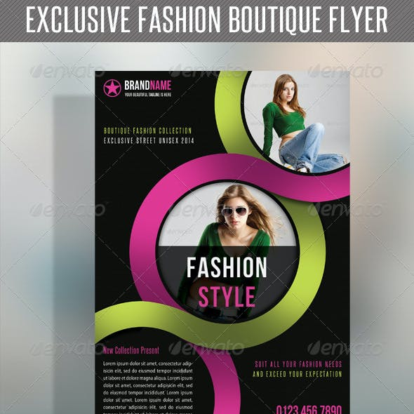 Fashion Product Flyer 26