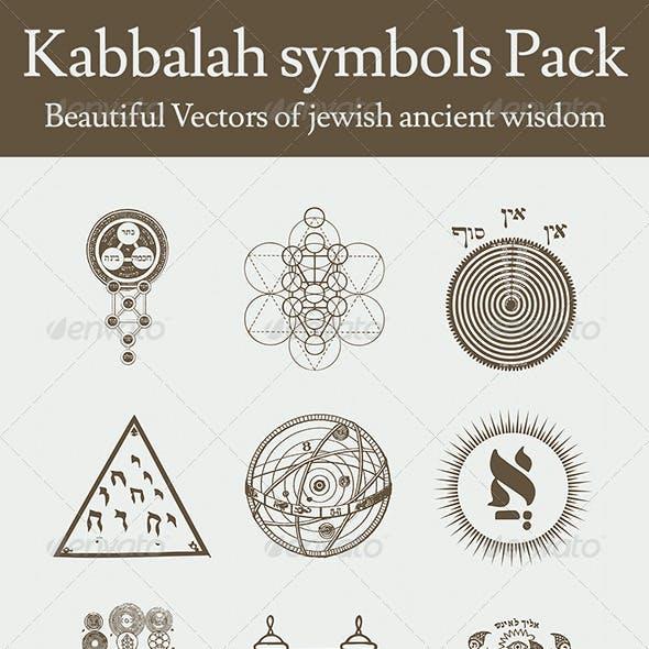 Kabbalah Symbols Pack
