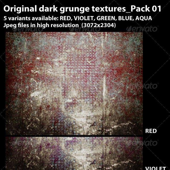 5 Dark Grunge Textures_Pack-01