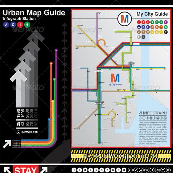 Infographics My City Guide