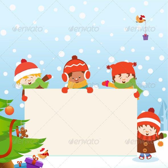 Kids' Christmas Message