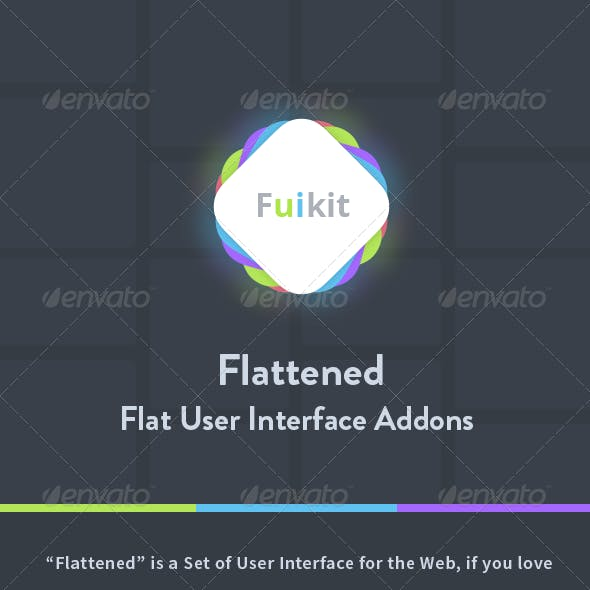 Flattened - UI KIT