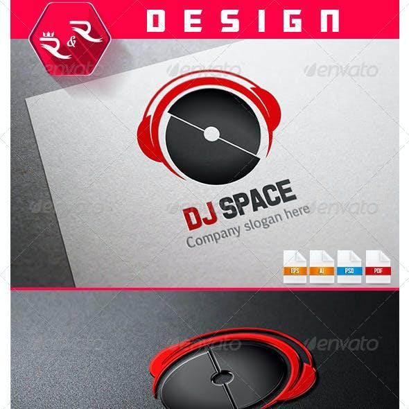 Dj Space Logo