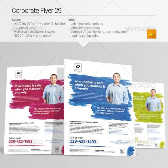 Corporate Flyer 29