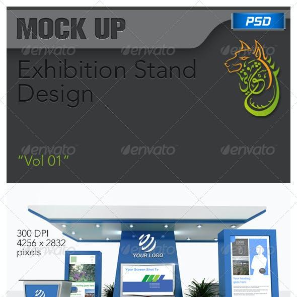 Exhibition Stand  Design Vol 01