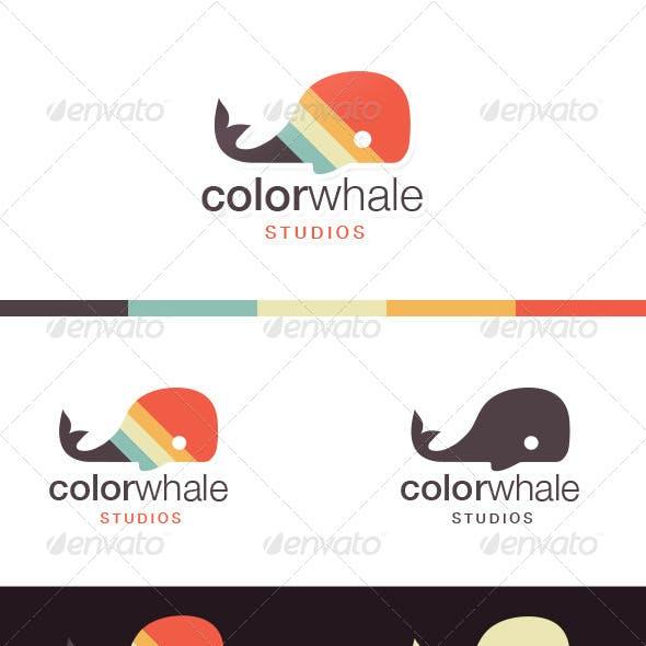 Color Whale Logo