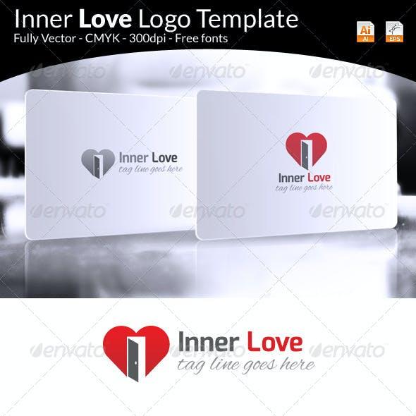 Inner Love Logo Template