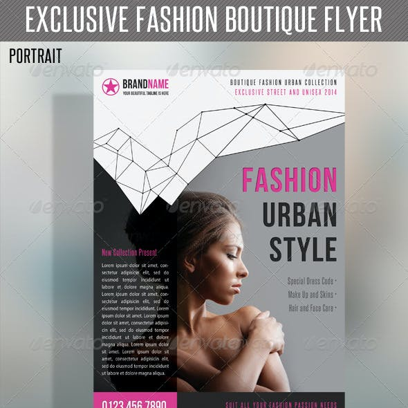 Fashion Product Flyer 27