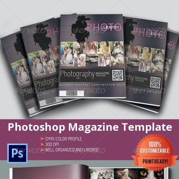 Photography Magazine/Brochure