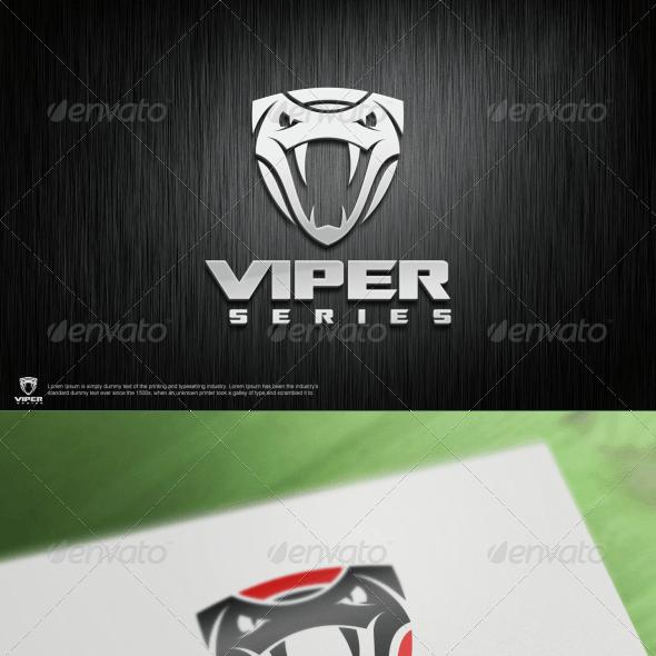 Viper Logo Template